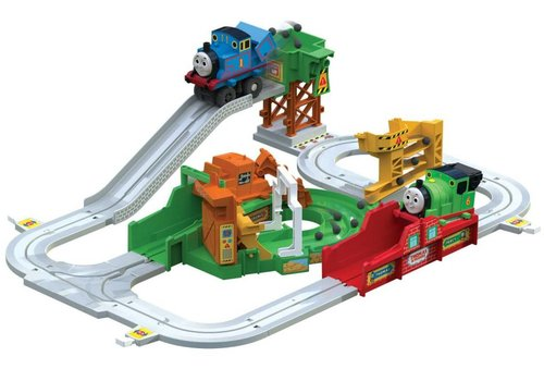 Tomy Tomy Thomas & Friends Thomas the Tank Engine Big Loader Playset