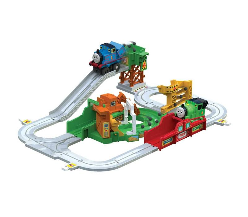 Tomy Thomas & Friends Thomas the Tank Engine Big Loader Playset