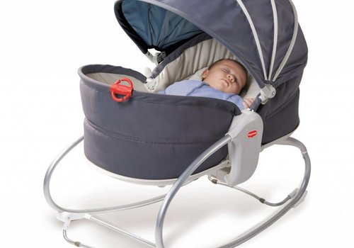 Tiny Love Tiny Love Cozy Napper In Grey