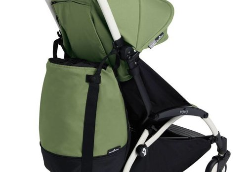 BabyZen BABYZEN YOYO Diaper Bag In Peppermint