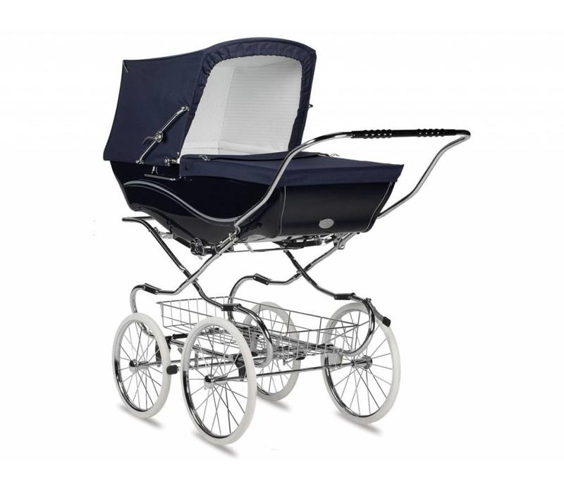 Silver Cross Kensington Carriage In Navy