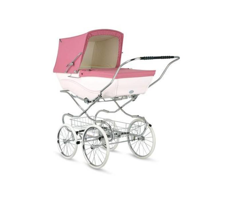 Silver Cross Kensington Carriage In Pink