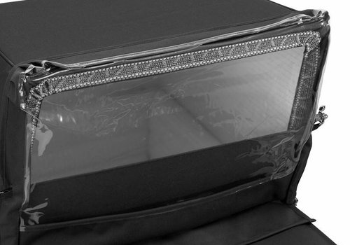 Silver Cross Silver Cross Kensington Rain Shield In Black