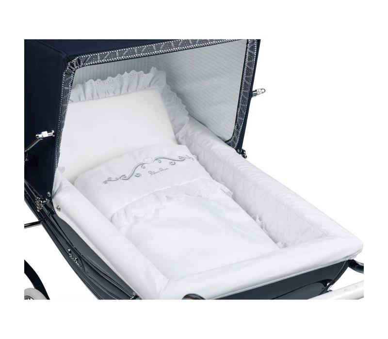 Silver Cross Balmoral Bedding Set For Balmoral Or Kensington