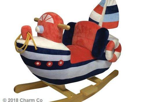 Charm Charm Rocking Sailboat
