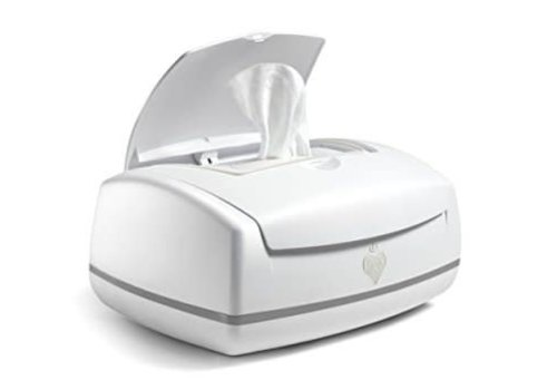 Prince Lionheart Prince Lionheart Premium Wipes Warmer In White