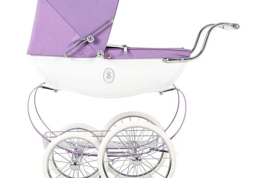 Silver Cross Silver Cross Doll Carriage Limited Edition - Purple Fairy