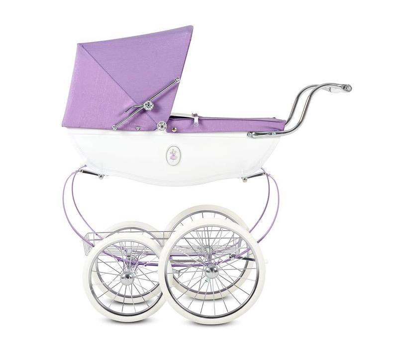 Silver Cross Doll Carriage Limited Edition - Purple Fairy