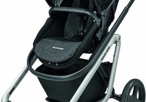Maxi Cosi 2018 Maxi Cosi Lila Modular Stroller In Nomad Black