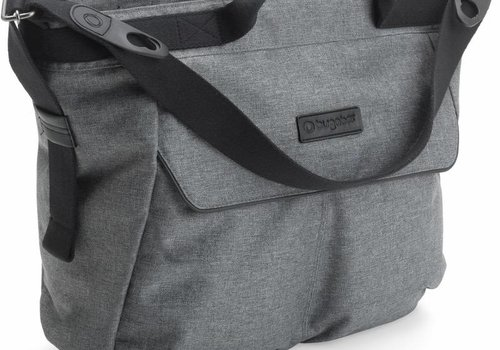 Bugaboo Bugaboo Changing Bag In Grey Melange