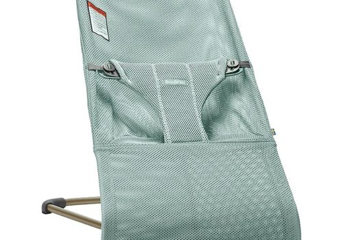 Baby Bjorn BABYBJORN Bouncer Bliss Mesh - Frost Green