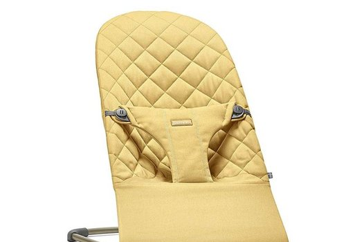 Baby Bjorn BABYBJORN Bouncer Bliss Quilted Cotton - Yellow