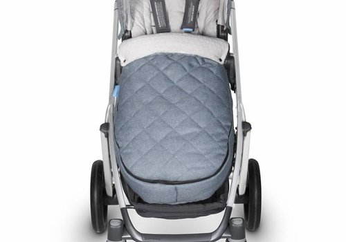 UppaBaby Uppa Baby Baby Cozy Ganoosh Footmuff In Gregory