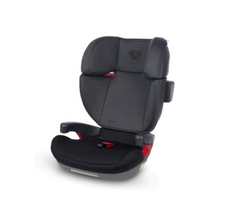 2019 Uppa Baby Alta Booster Car Seat In Jake (Black Melange)