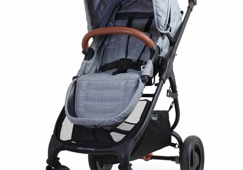 Valco Baby Valco Baby Snap Ultra Trend Single Tailor Made In Grey Marle