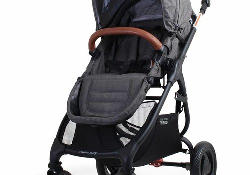 Valco Baby Valco Baby Snap Ultra Trend Single Tailor Made In Charcoal