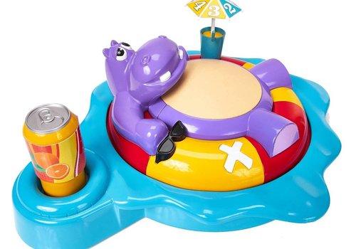 Tomy Tomy Fizzy Dizzy Hippo Children's