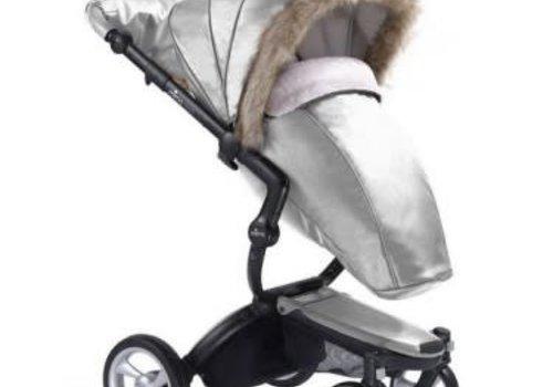 Mima Kids Mima Kids Xari Winter Outfit In Argento