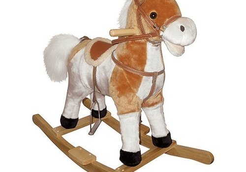 Charm Charm Buttercup Pony (Moving Mouth & Tail)