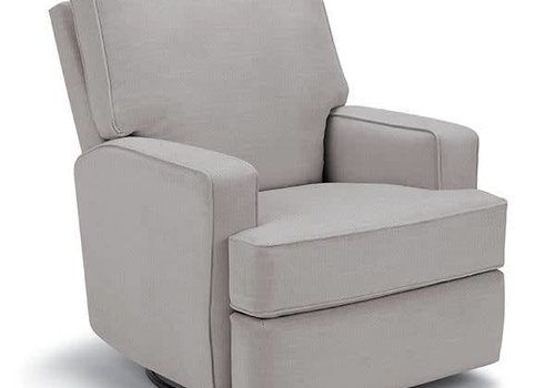 Best Chairs Best Chairs Story Time Kersey Swivel Glider Recliner - Custom Design Your Own Color