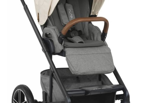 Nuna 2019 Nuna Mixx Stroller In Birch + Adaptors