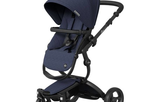 Mima Kids Mima Kids Xari Sport Stroller In Black/Denim