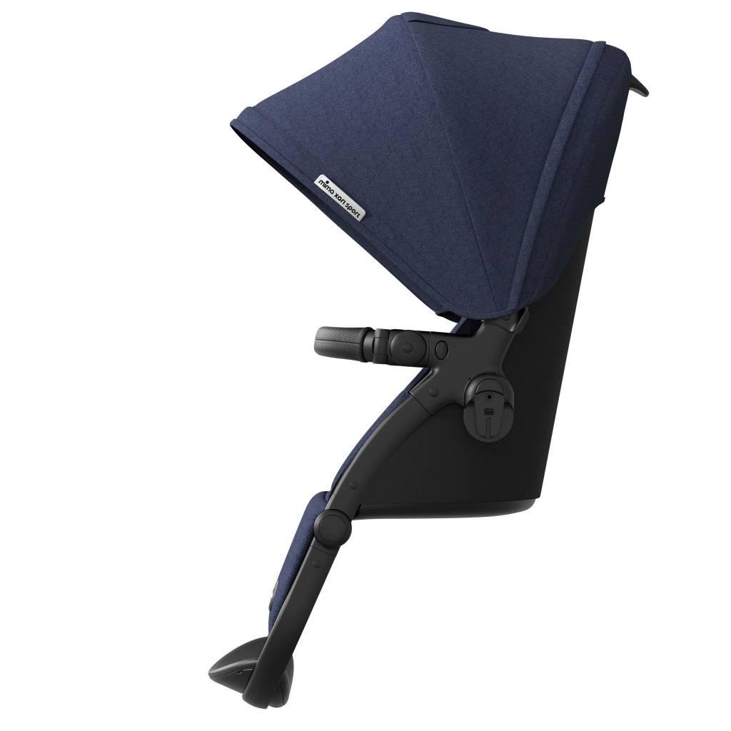 Magnificent Mima Kids Mima Kids Xari Xl Seat Canopy In Denim Pdpeps Interior Chair Design Pdpepsorg
