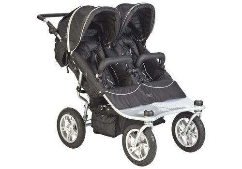 Valco Baby Valco Baby Twin Tri-Mode EX In Raven
