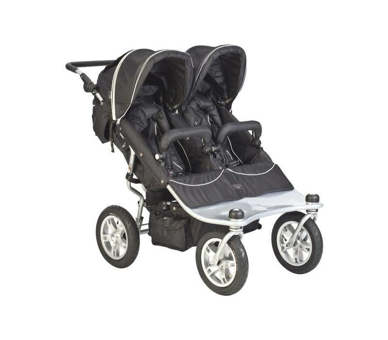 Valco Baby Twin Tri-Mode EX In Raven