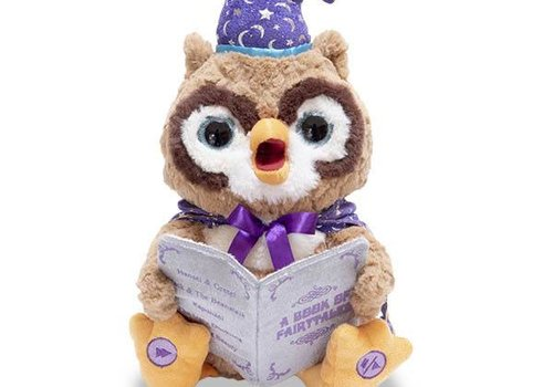 Cuddle Barn Cuddle Barn Octavius the Storytelling Owl