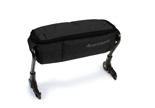 Bumbleride Bumbleride Snack Pack Matte Black for double strollers