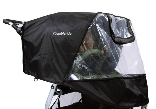 Bumbleride Bumbleride Indie Twin Non-PVC Rain Cover