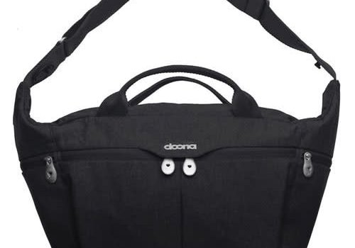 Doona Doona All-Day Bag In Nitro / Black