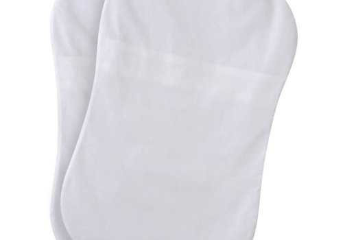 Halo Halo Bassinet Twin Fitted Sheet- 2 Pack