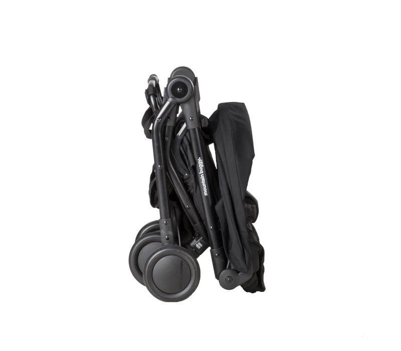 2019 Mountain Buggy Nano Travel Single In Black