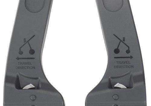 Inglesina Inglesina Aptica car seat adapter for: - Maxi-Cosi® (Mico 30, Mico Max) - Cybex® (Aton, Aton 2, Aton Q, Cloud Q) - Nuna® (Pipa, Pipa Lite)