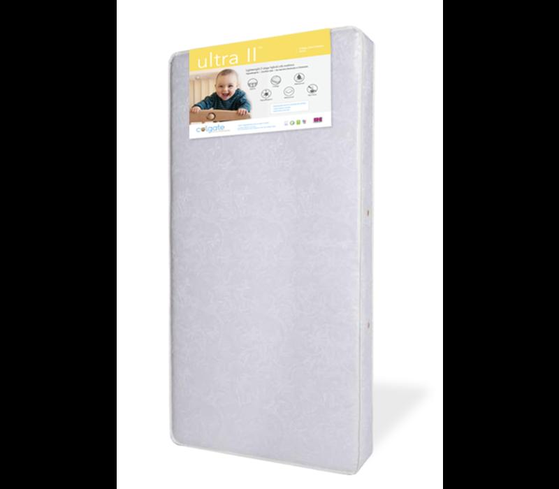 Colgate Ultra II 150 Coil Innerspring Crib Size Mattress