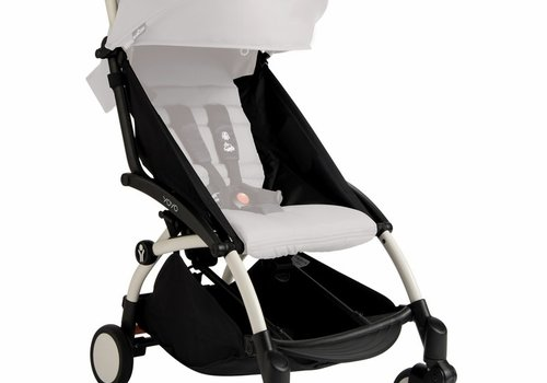 BabyZen BABYZEN YOYO + Stroller Frame In White