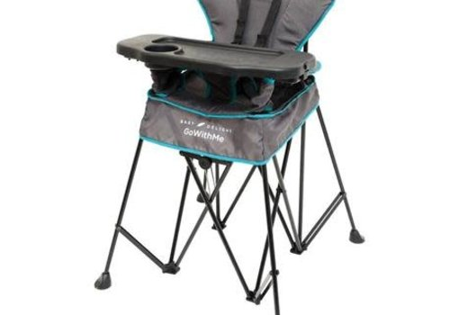Baby Delight Baby Delight Go With Me Uplift- Deluxe Portable High Chair