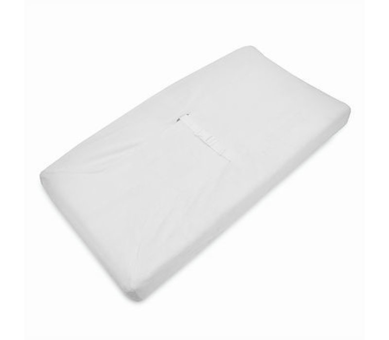 American Baby Changing Pad Cover In White