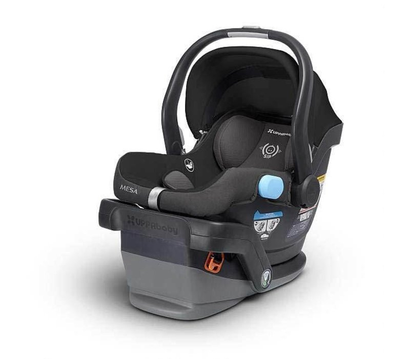 UppaBaby MESA Infant Car Seat With Base In Jake (Black)