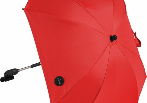 Mima Kids Mima Kids Parasol In Ruby Red