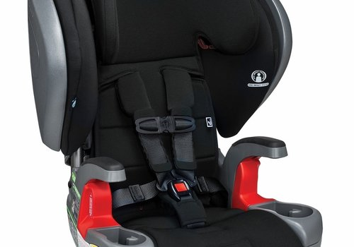 Britax Britax Grow With You ClickTight Plus Booster Car Seat - Jet Safewash
