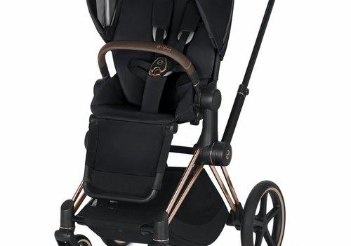 Cybex 2019 Cybex Priam Complete Stroller - Rose Gold/Premium Black