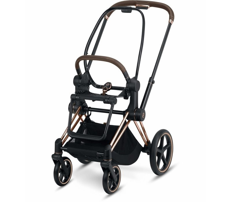2019 Cybex PRIAM 3 Frame Included Seat Hardpart In Rose gold
