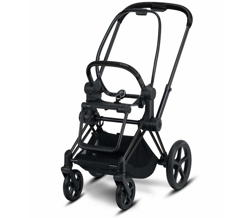 2019 Cybex PRIAM 3 Frame Included Seat Hardpart In Matte Black