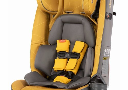 Diono Diono Radian 3RXT Convertible Car Seat In Yellow Sulphur