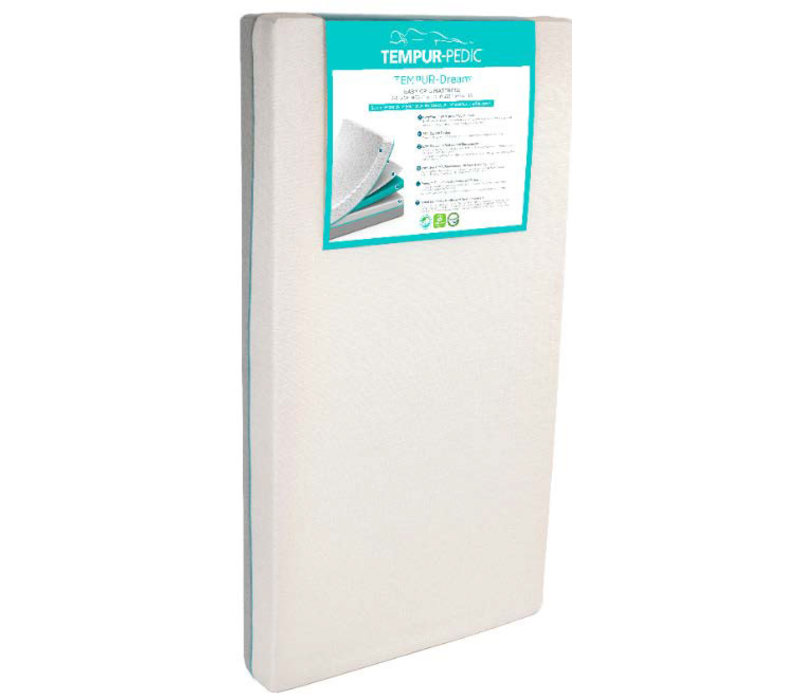 Tempur-Dream Baby 2-Stage Infant & Toddler Mattress