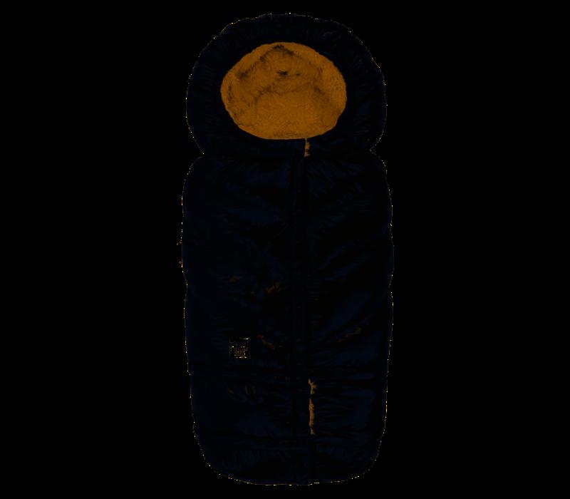 7 A.M. Enfant Evolution 212 Blanket In Black Polar- 6 Months -4 Toddler