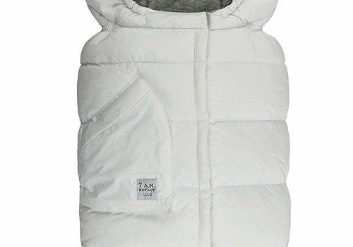 7 AM 7 A.M. Enfant Evolution 212 Blanket In White- 6 Months -4 Toddler
